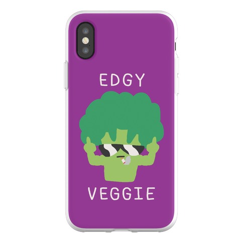 Edgy Veggie Phone Flexi-Case