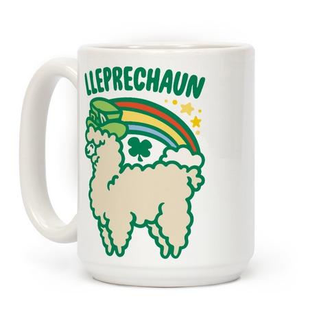 Lleprechaun Parody Coffee Mug