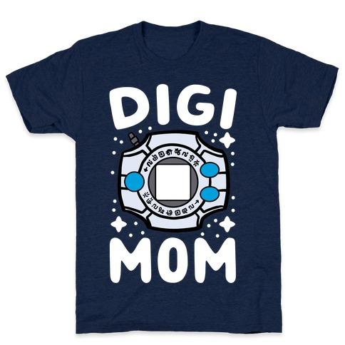 Digi Mom T-Shirt