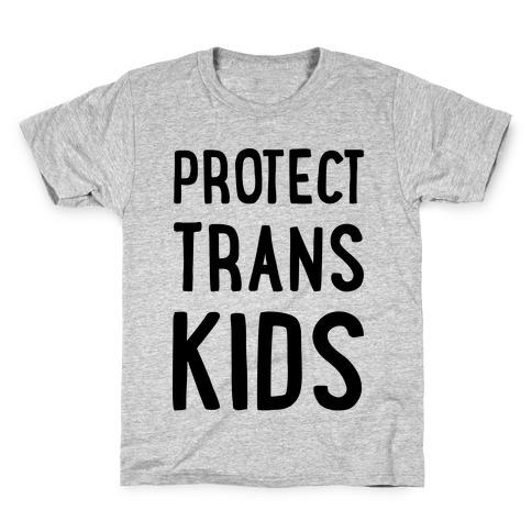 Protect Trans Kids Kids T-Shirt
