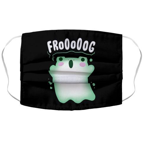 FroOoOOg Accordion Face Mask