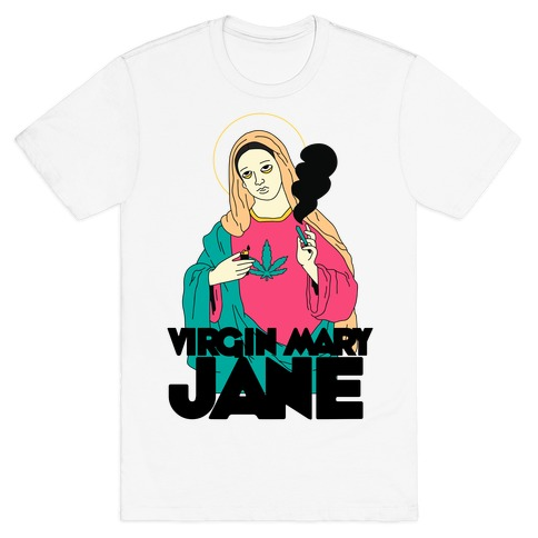 Virgin Mary Jane T-Shirt