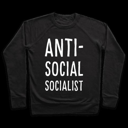 Anti-Social Socialist Pullover