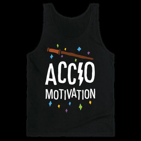 Accio Motivation Tank Top