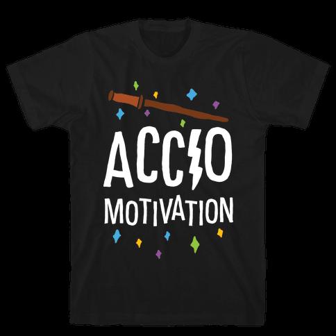 Accio Motivation Mens T-Shirt