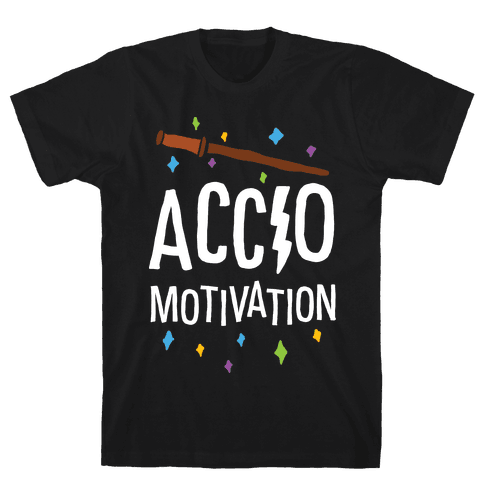 Accio Motivation Mens T-Shirt