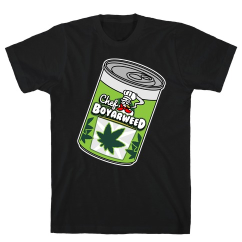 Chef BoyarWeed T-Shirt
