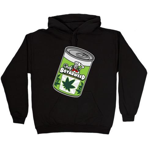 Chef BoyarWeed Hooded Sweatshirt