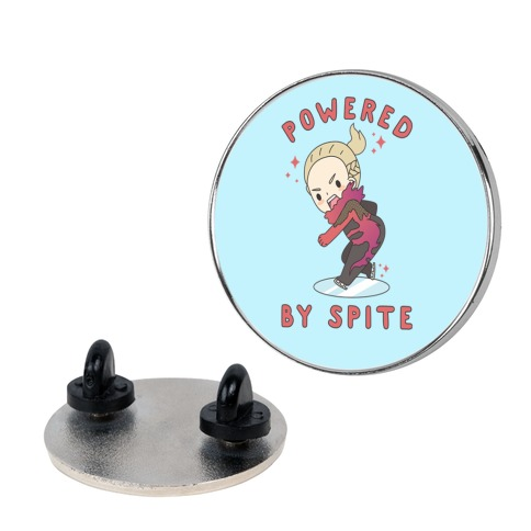Powered By Spite pin