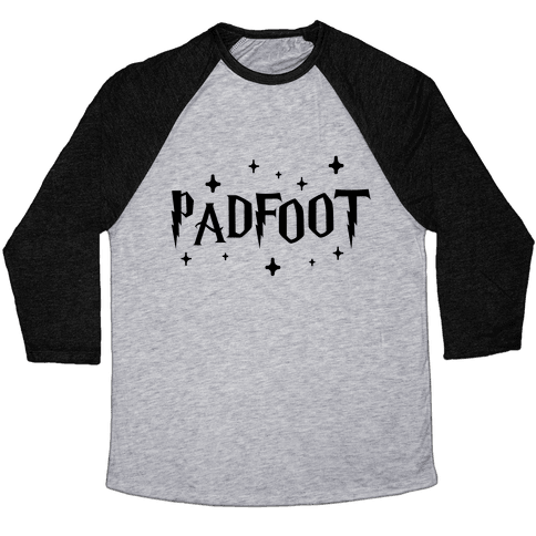 Padfoot Best Friends 2 Baseball Tee