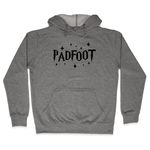 Padfoot Best Friends 2 Hooded Sweatshirt