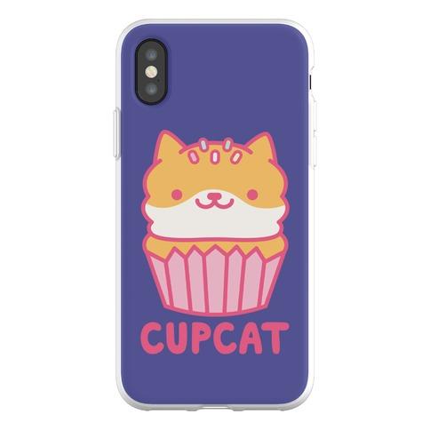 Cupcat Phone Flexi-Case