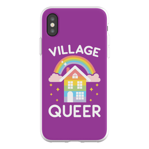 Village Queer Phone Flexi-Case