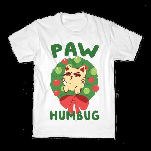 Paw Humbug  Kids T-Shirt
