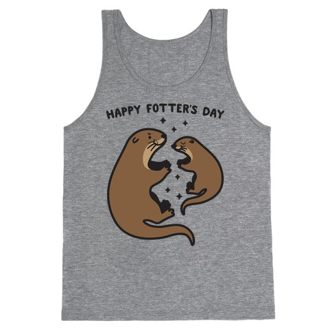 Happy Fotter's Day Tank Top