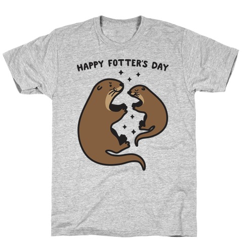 Happy Fotter's Day T-Shirt