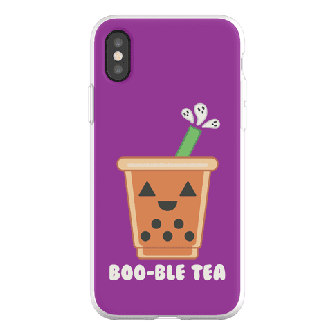 Boo-ble Tea Phone Flexi-Case