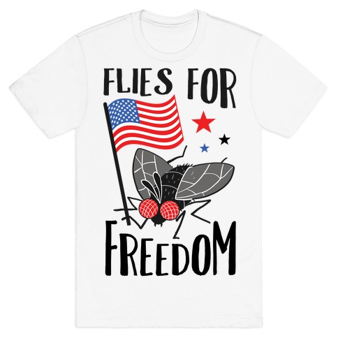 Flies For Freedom T-Shirt