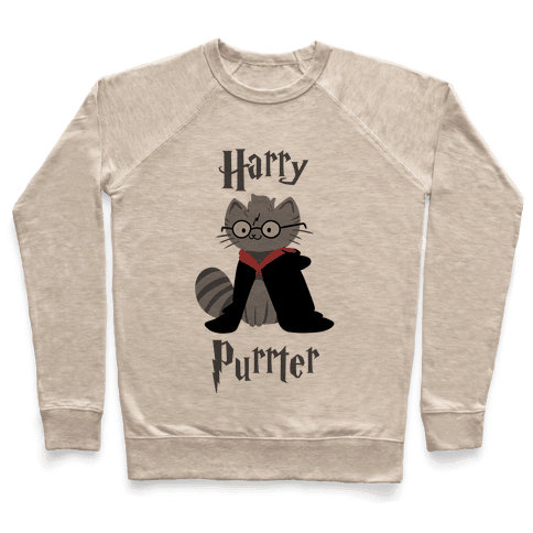 Harry Purrter Pullover