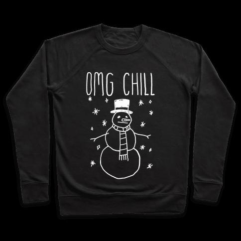 Omg Chill Pullover