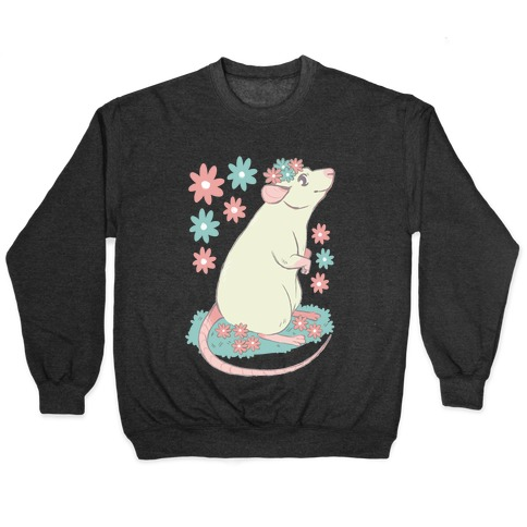 Soft Pastel Rat Pullover