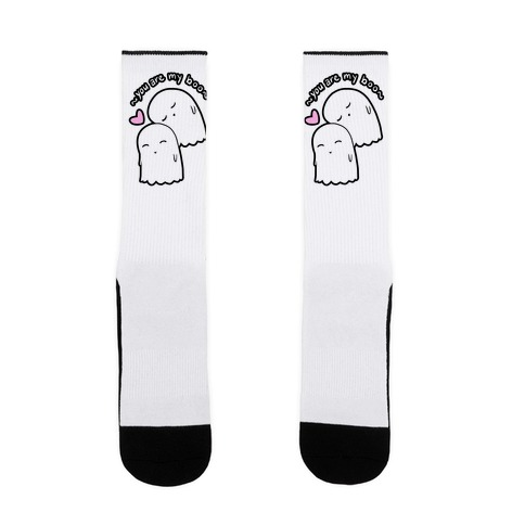You Are My Boo Sock