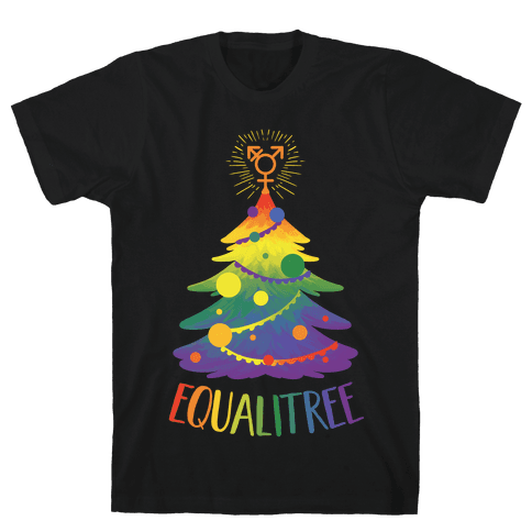 Equalitree Mens T-Shirt