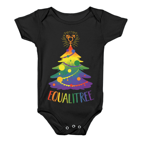 Equalitree Baby Onesy