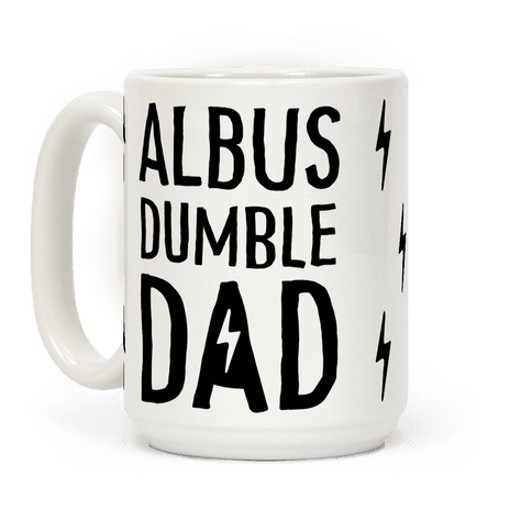 Albus Dumble Dad Coffee Mug
