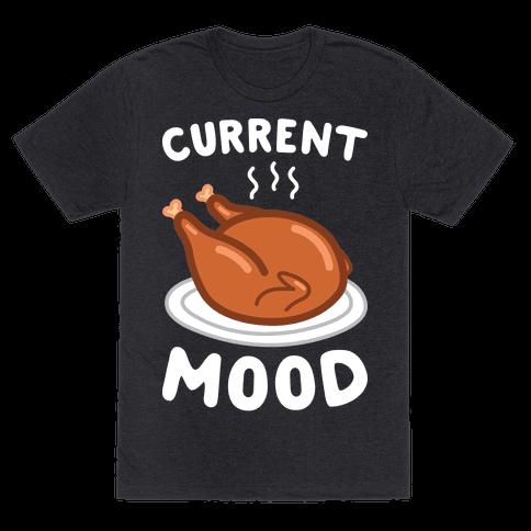 Current Mood Turkey (White)