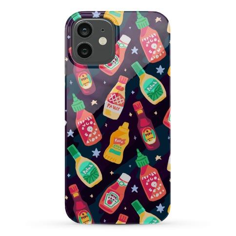 Cosmic Condiments Phone Case
