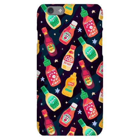 Cosmic Condiments Phone Case