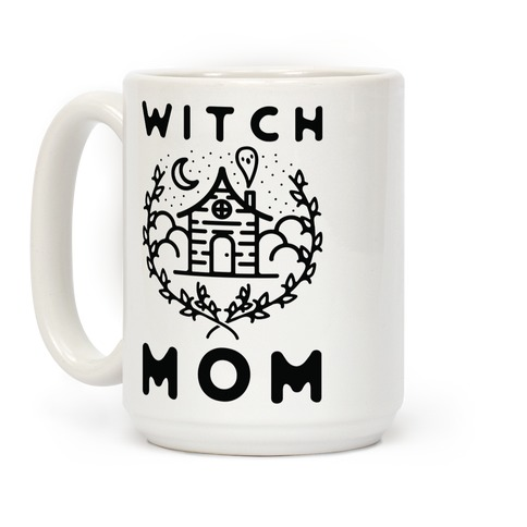 Witch Mom Coffee Mug