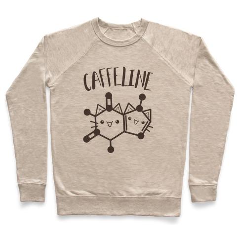Caffeline Pullover
