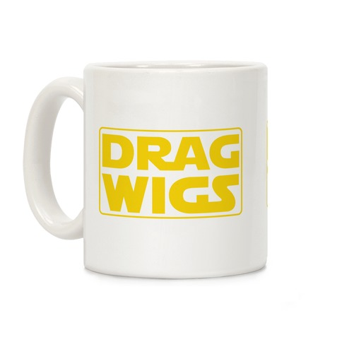 Drag Wigs Coffee Mug