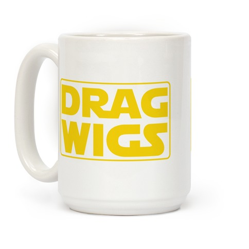 Drag Wigs Coffee Mug