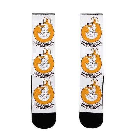 Ourocorgos Sock
