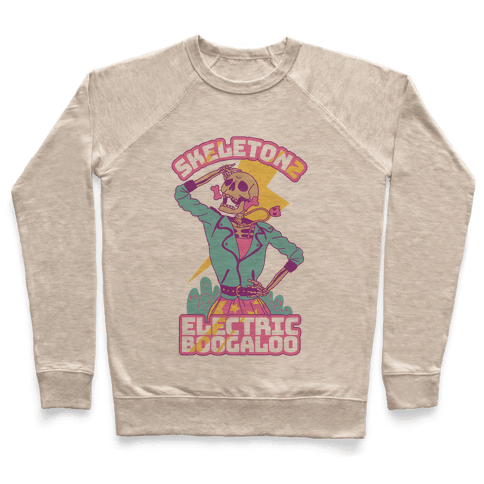 Skeleton 2: Electric Boogaloo Pullover