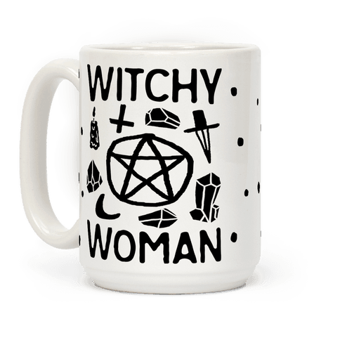 Witchy Woman Coffee Mug