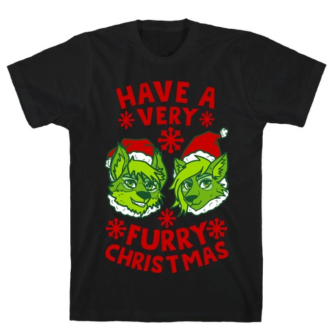 Have A Very Furry Christmas T-Shirt