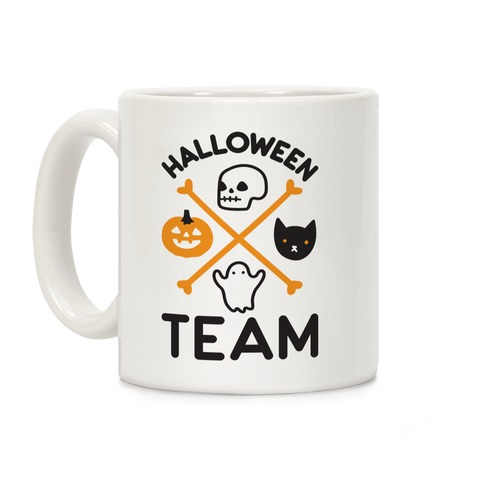 61c69565935 Halloween Coffee Mugs | LookHUMAN