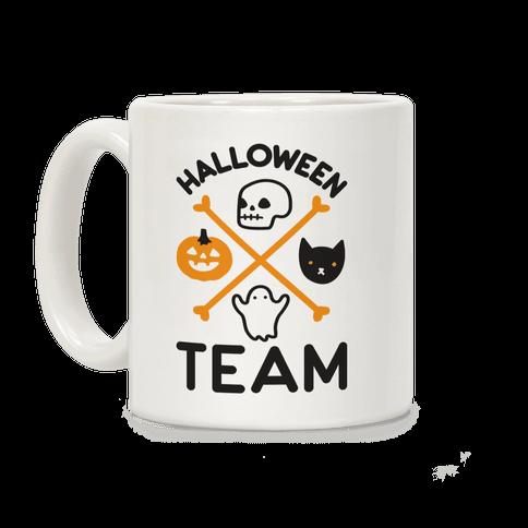 Halloween Team Coffee Mug