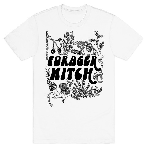 Forager Witch T-Shirt
