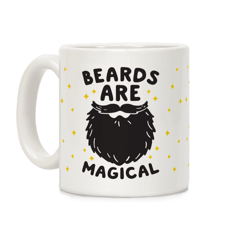 Beards Are Magical Coffee Mug