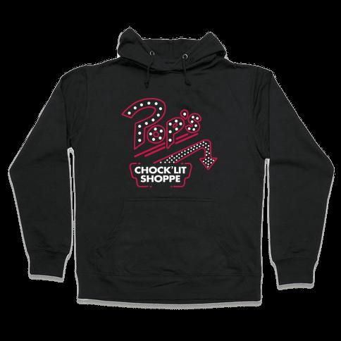 Pop's Chock'Lit Shoppe Hooded Sweatshirt