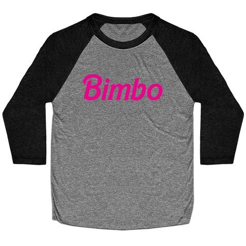 Bimbo Baseball Tee