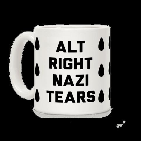 Alt Right Nazi Tears