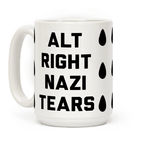 Alt Right Nazi Tears
