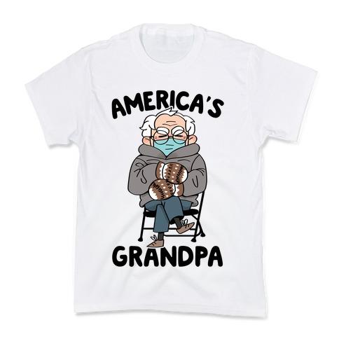 America's Grandpa Kids T-Shirt