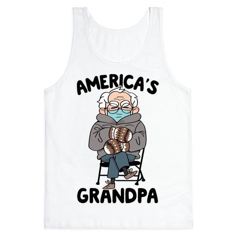 America's Grandpa Tank Top